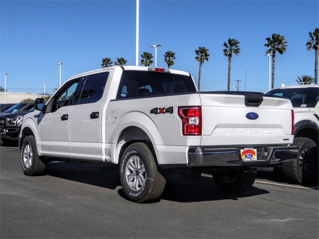 2020 F-150 SuperCrew Cab 4x4, Pickup #FL0952 - photo 2