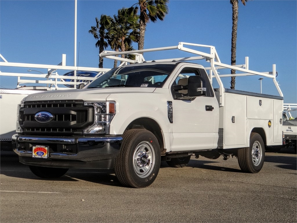 2020 F-350 Regular Cab 4x2, Harbor TradeMaster Service Body #FL1062 - photo 1