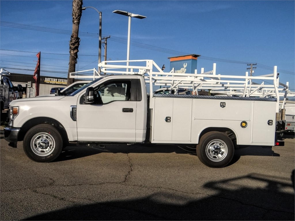 2020 F-350 Regular Cab 4x2, Harbor TradeMaster Service Body #FL1062 - photo 3