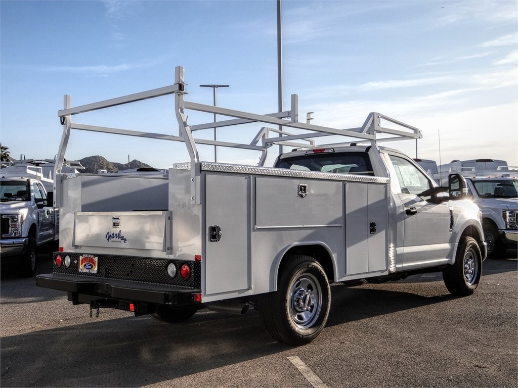 2020 F-350 Regular Cab 4x2, Harbor TradeMaster Service Body #FL1062 - photo 4