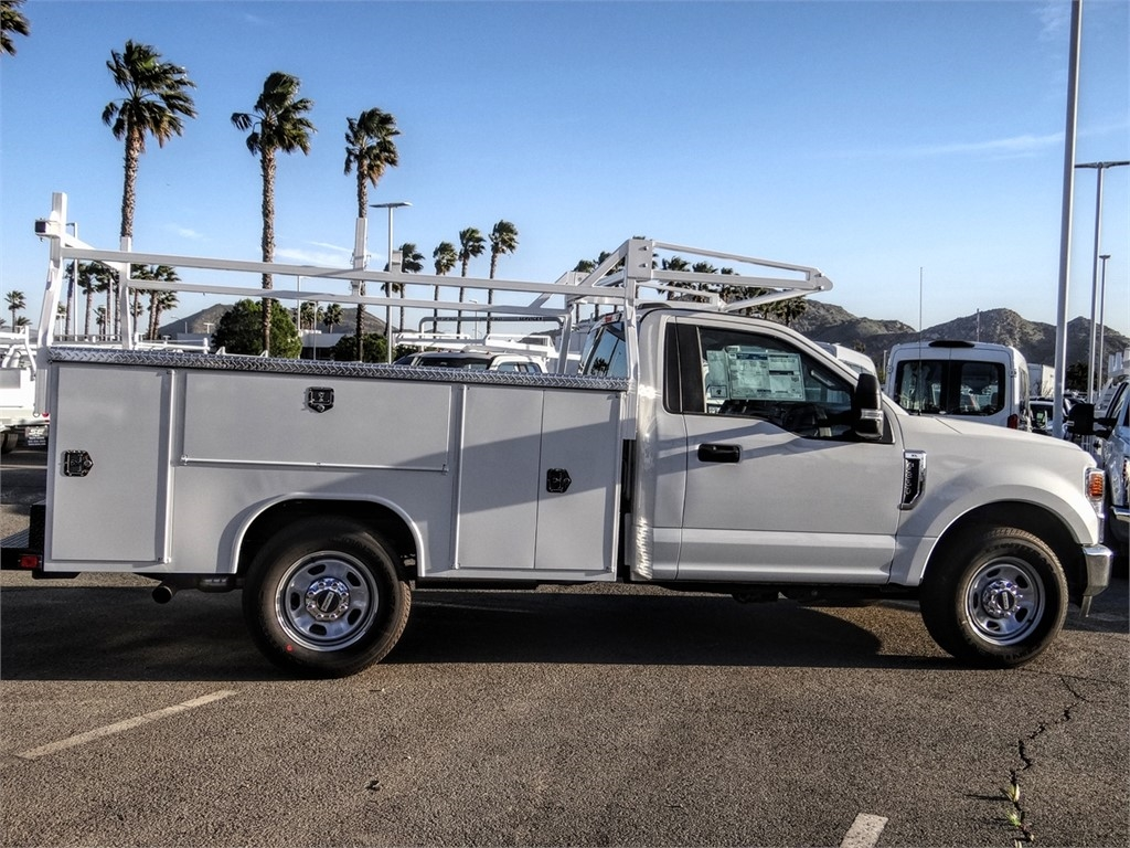 2020 F-350 Regular Cab 4x2, Harbor TradeMaster Service Body #FL1062 - photo 5