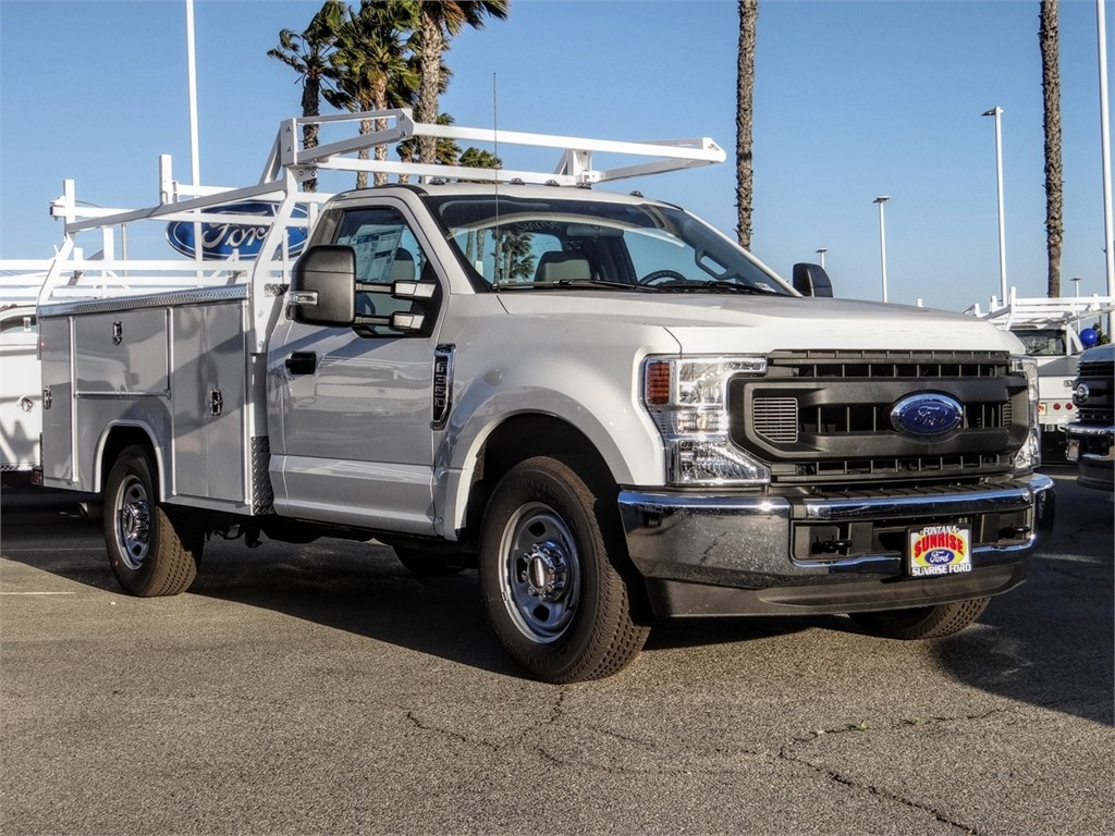 2020 F-350 Regular Cab 4x2, Harbor TradeMaster Service Body #FL1062 - photo 6
