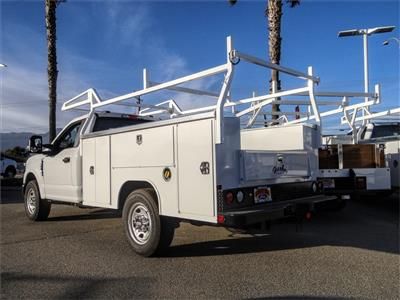 2020 F-350 Regular Cab 4x2, Harbor TradeMaster Service Body #FL1062 - photo 2
