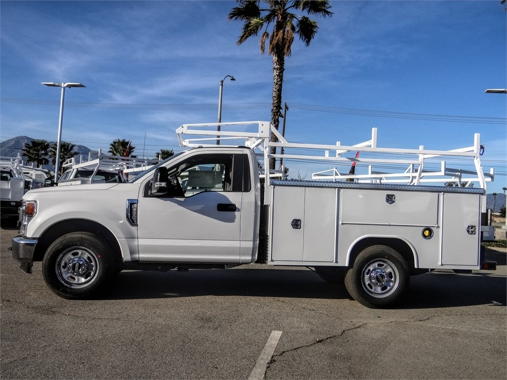 2020 Ford F-350 Regular Cab 4x2, Harbor TradeMaster Service Body #FL1063 - photo 3