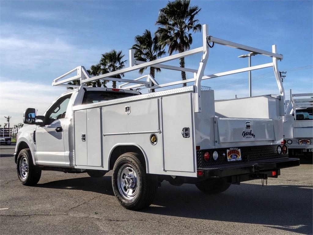 2020 F-350 Regular Cab 4x2, Harbor TradeMaster Service Body #FL1063 - photo 2