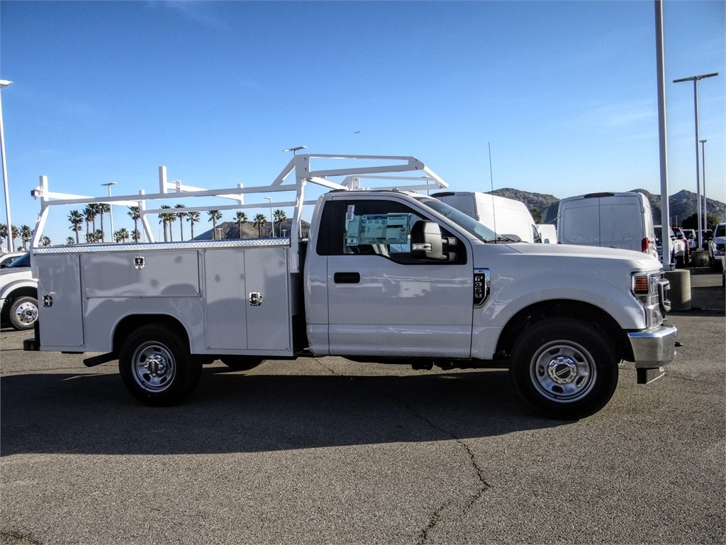 2020 Ford F-350 Regular Cab 4x2, Harbor TradeMaster Service Body #FL1063 - photo 5