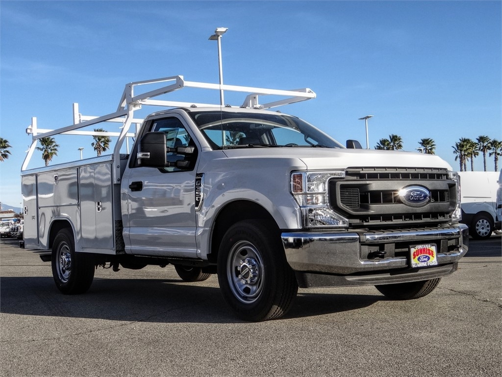 2020 Ford F-350 Regular Cab 4x2, Harbor TradeMaster Service Body #FL1063 - photo 6