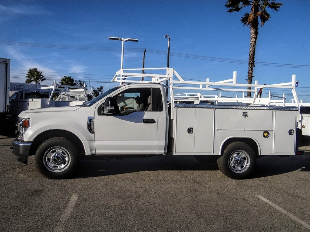 2020 F-350 Regular Cab 4x2, Harbor TradeMaster Service Body #FL1085 - photo 3