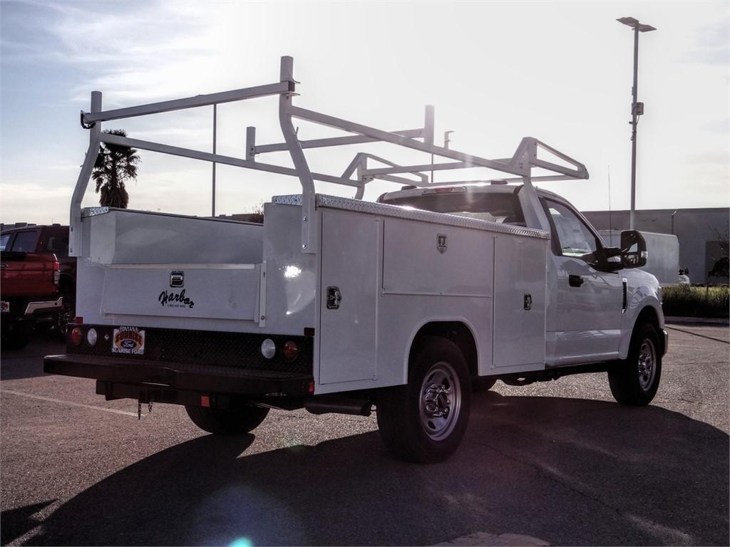 2020 F-350 Regular Cab 4x2, Harbor TradeMaster Service Body #FL1085 - photo 4