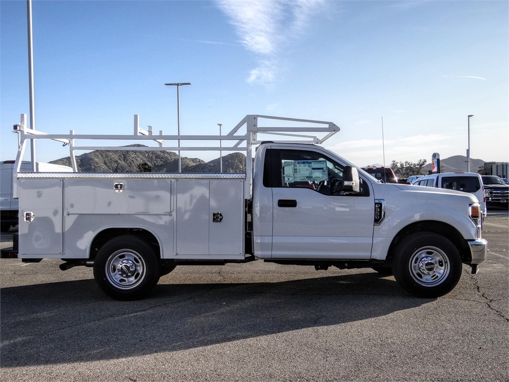 2020 F-350 Regular Cab 4x2, Harbor TradeMaster Service Body #FL1085 - photo 5