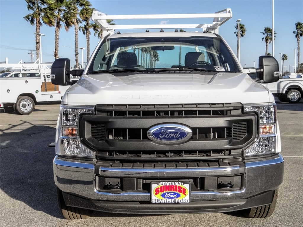 2020 F-350 Regular Cab 4x2, Harbor TradeMaster Service Body #FL1085 - photo 7