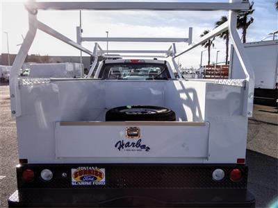 2020 F-350 Regular Cab 4x2, Harbor TradeMaster Service Body #FL1085 - photo 9