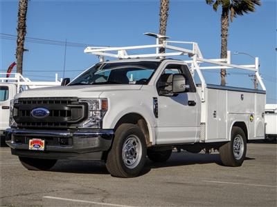 2020 F-350 Regular Cab 4x2, Harbor TradeMaster Service Body #FL1085 - photo 1