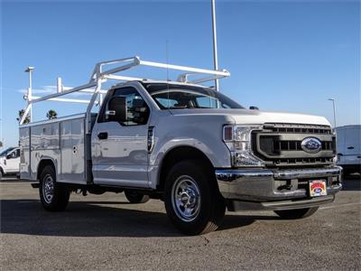 2020 F-350 Regular Cab 4x2, Harbor TradeMaster Service Body #FL1085 - photo 6