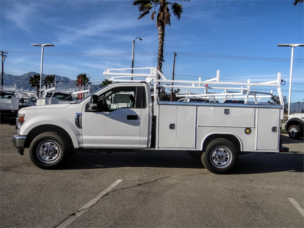 2020 Ford F-350 Regular Cab 4x2, Harbor TradeMaster Service Body #FL1096 - photo 3