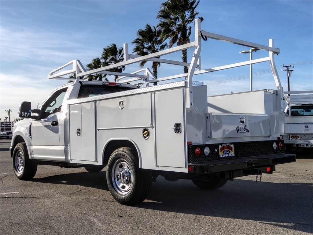2020 Ford F-350 Regular Cab 4x2, Harbor TradeMaster Service Body #FL1096 - photo 2