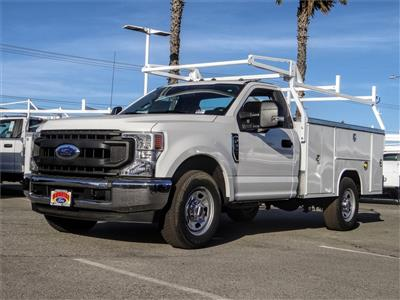 2020 Ford F-350 Regular Cab 4x2, Harbor TradeMaster Service Body #FL1096 - photo 1