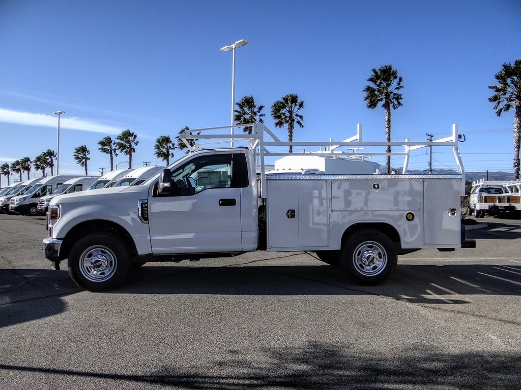 2020 F-350 Regular Cab 4x2, Harbor TradeMaster Service Body #FL1100 - photo 3