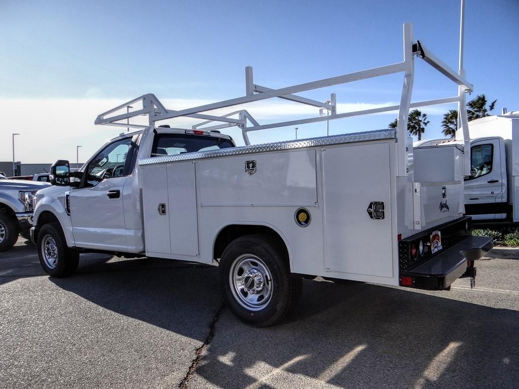 2020 F-350 Regular Cab 4x2, Harbor TradeMaster Service Body #FL1100 - photo 2