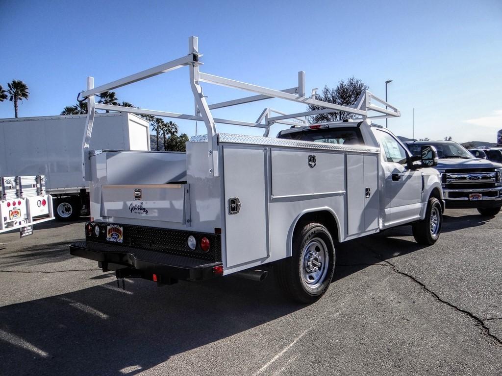 2020 F-350 Regular Cab 4x2, Harbor TradeMaster Service Body #FL1100 - photo 5