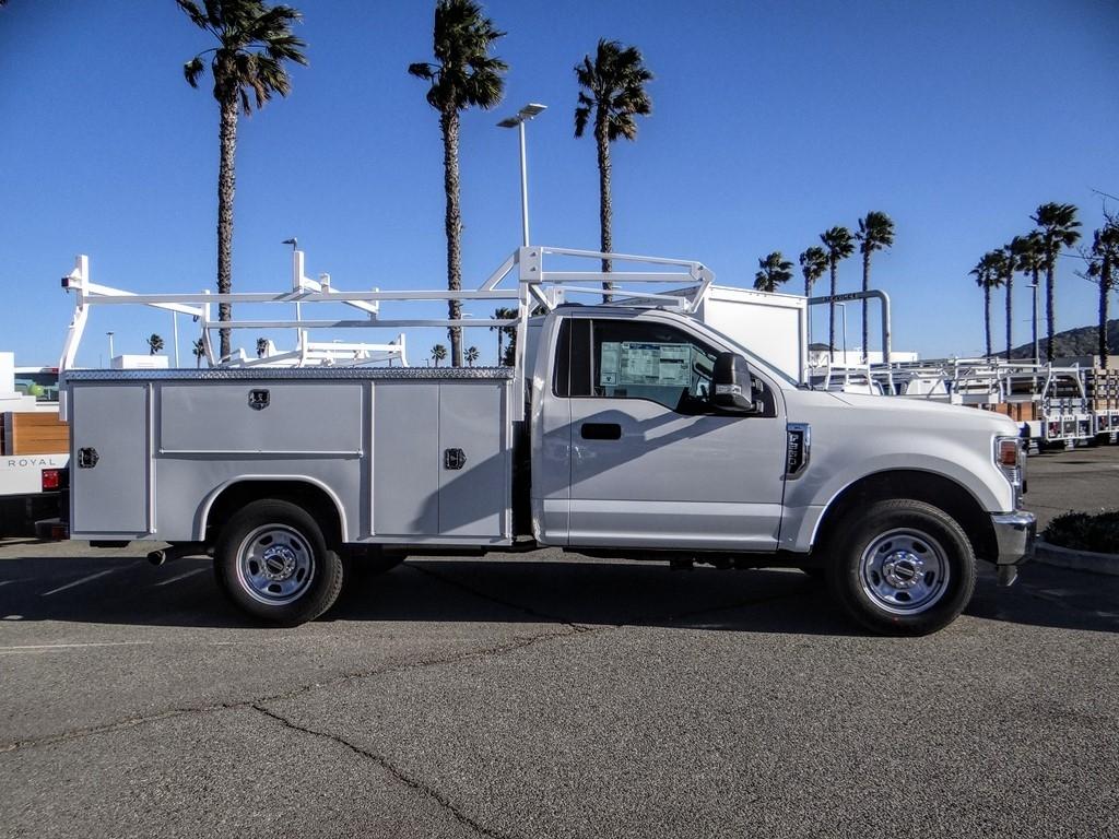 2020 F-350 Regular Cab 4x2, Harbor TradeMaster Service Body #FL1100 - photo 6