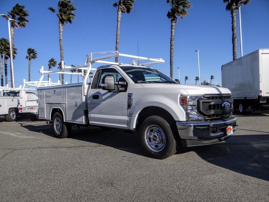 2020 F-350 Regular Cab 4x2, Harbor TradeMaster Service Body #FL1100 - photo 7