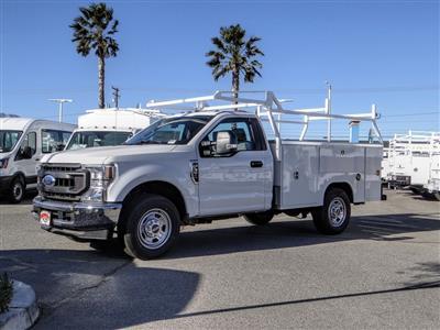 2020 F-350 Regular Cab 4x2, Harbor TradeMaster Service Body #FL1100 - photo 1