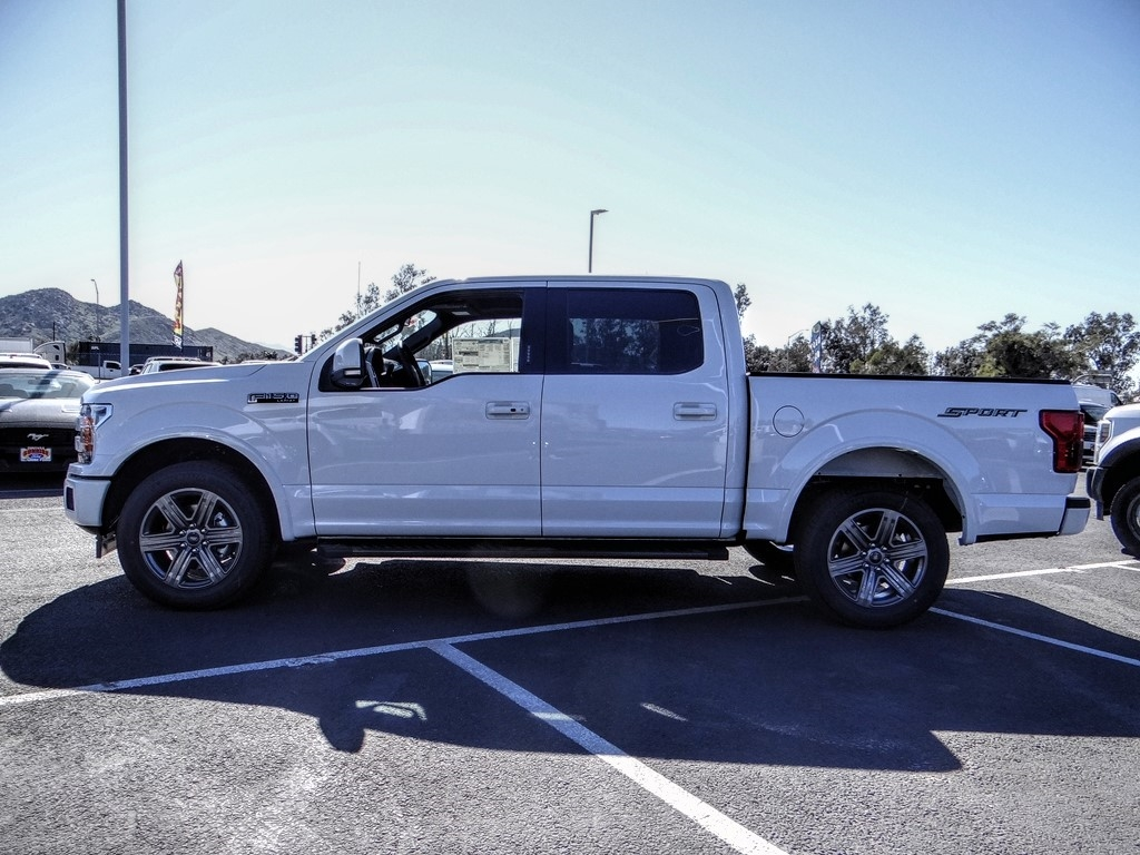 2020 F-150 SuperCrew Cab 4x2, Pickup #FL1110 - photo 3