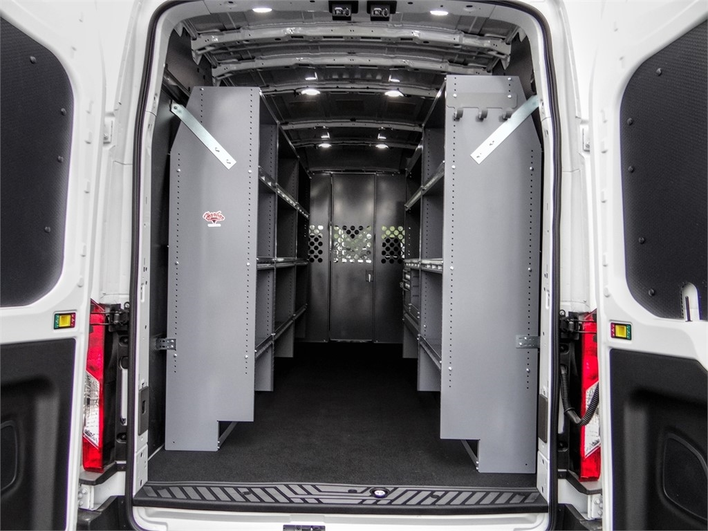 2020 Transit 350 HD High Roof DRW RWD, Harbor Upfitted Cargo Van #FL1233 - photo 1