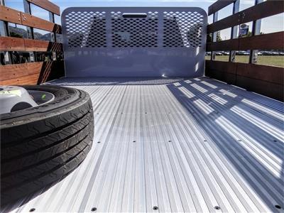 2020 Ford F-550 Crew Cab DRW 4x2, Scelzi WFB Stake Bed #FL1252 - photo 9