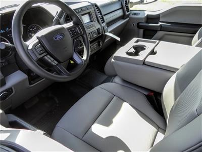 2020 Ford F-550 Crew Cab DRW 4x2, Scelzi WFB Stake Bed #FL1252 - photo 8