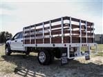 2020 Ford F-550 Crew Cab DRW 4x2, Scelzi WFB Stake Bed #FL1252 - photo 2