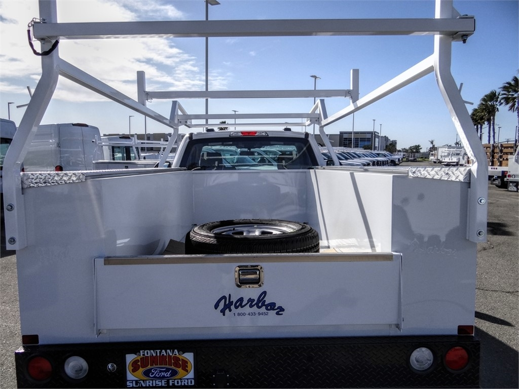 2020 F-350 Regular Cab 4x2, Harbor TradeMaster Service Body #FL1265 - photo 10