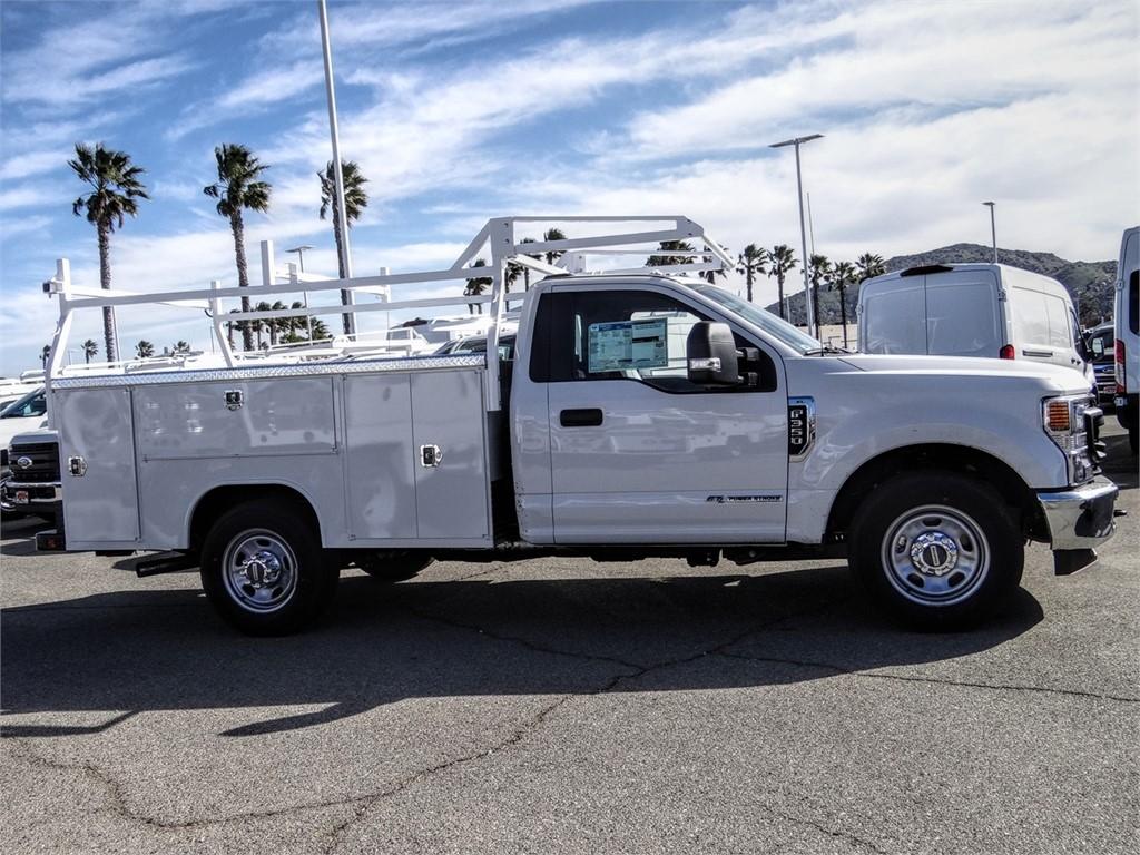 2020 F-350 Regular Cab 4x2, Harbor TradeMaster Service Body #FL1265 - photo 5