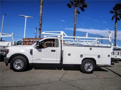 2020 F-350 Regular Cab 4x2, Harbor TradeMaster Service Body #FL1265 - photo 3
