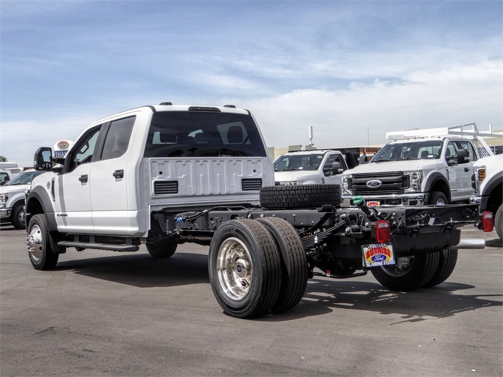 2020 Ford F-550 Crew Cab DRW 4x2, Cab Chassis #FL1295 - photo 1