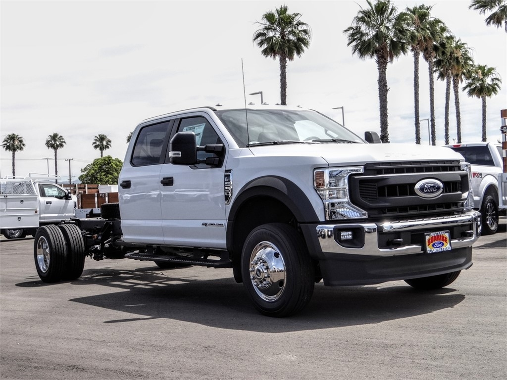 2020 Ford F-550 Crew Cab DRW 4x2, Cab Chassis #FL1295 - photo 6