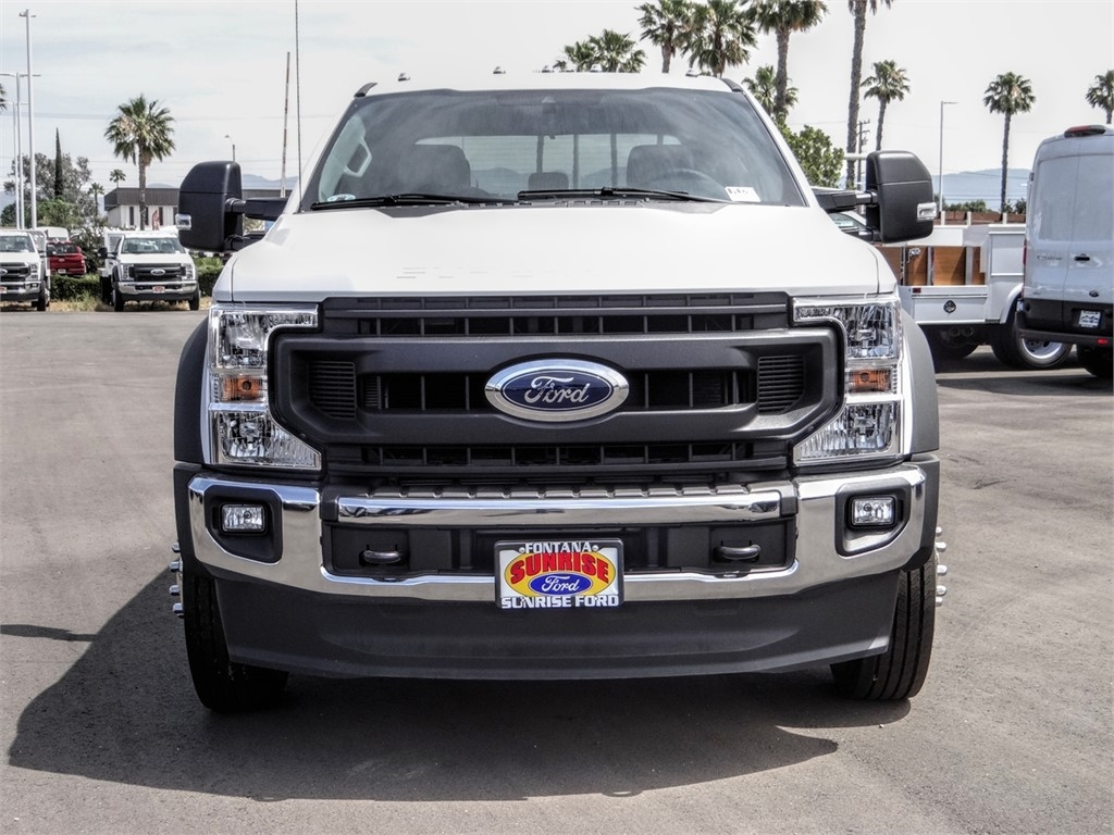 2020 Ford F-550 Crew Cab DRW 4x2, Cab Chassis #FL1295 - photo 7