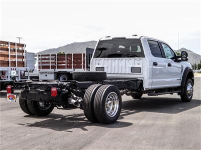 2020 Ford F-550 Crew Cab DRW 4x2, Cab Chassis #FL1295 - photo 4