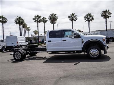 2020 Ford F-550 Crew Cab DRW 4x2, Cab Chassis #FL1295 - photo 5