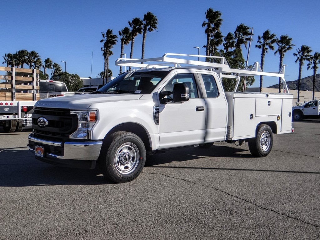 2020 F-350 Super Cab 4x2, Scelzi Signature Service Body #FL1364 - photo 1