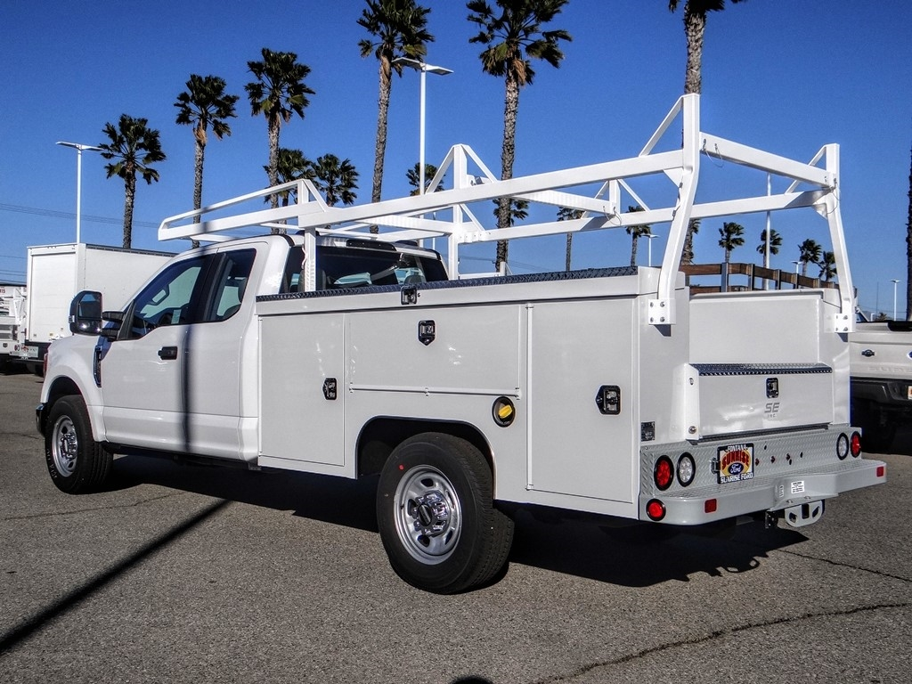 2020 F-350 Super Cab 4x2, Scelzi Signature Service Body #FL1364 - photo 2