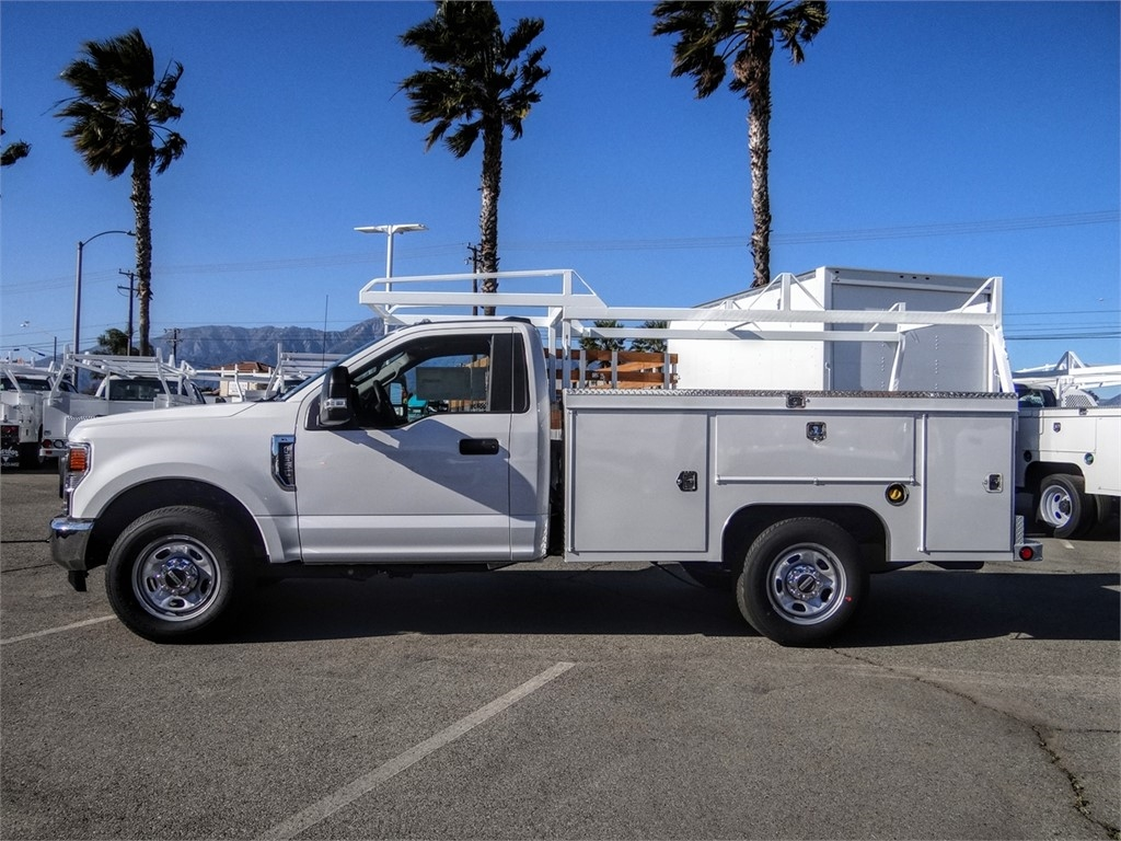 2020 F-350 Regular Cab 4x2, Scelzi Signature Service Body #FL1371 - photo 3