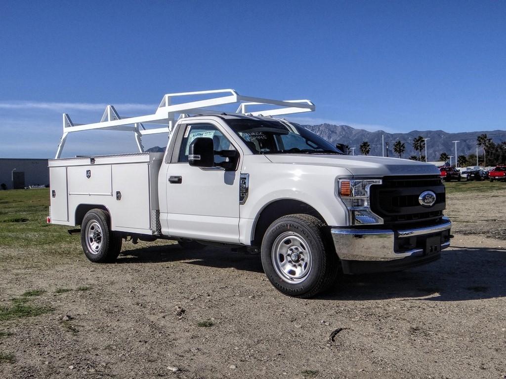 2020 F-350 Regular Cab 4x2, Scelzi Signature Service Body #FL1372 - photo 7