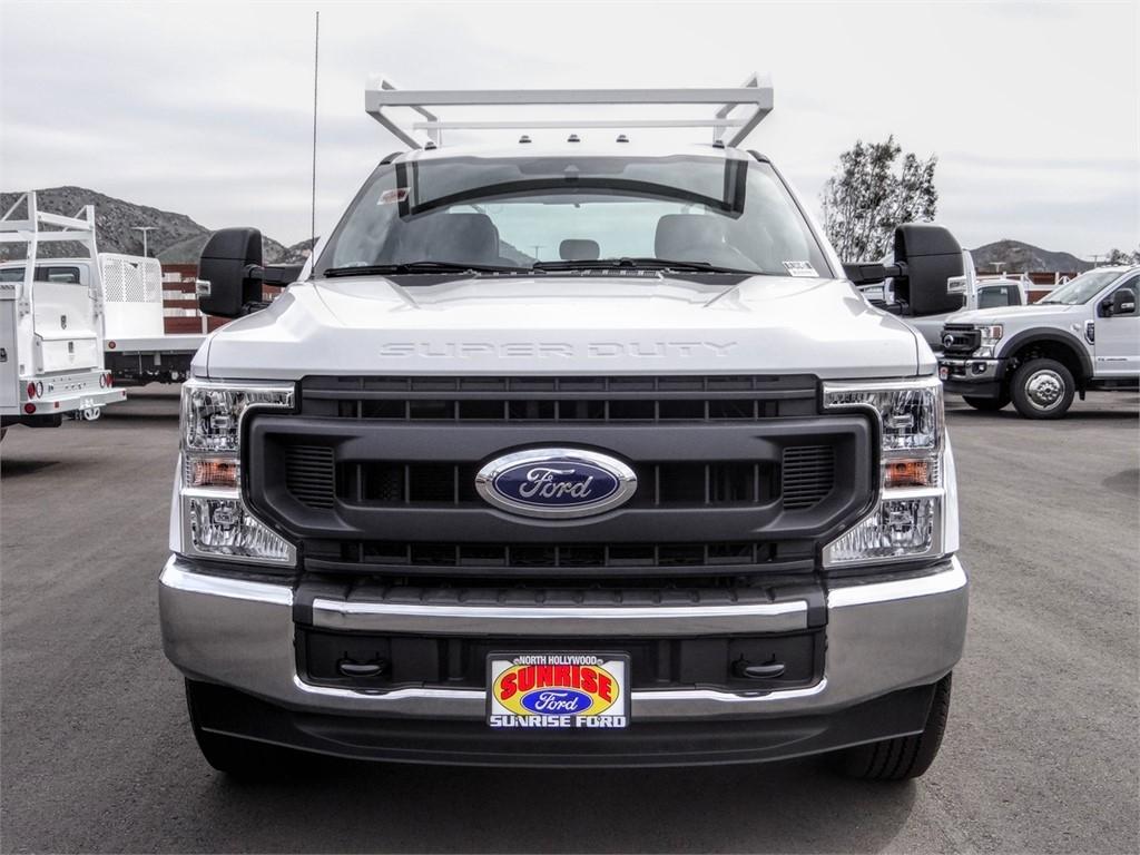2020 Ford F-350 Super Cab 4x2, Scelzi Signature Service Body #FL1414DT - photo 7
