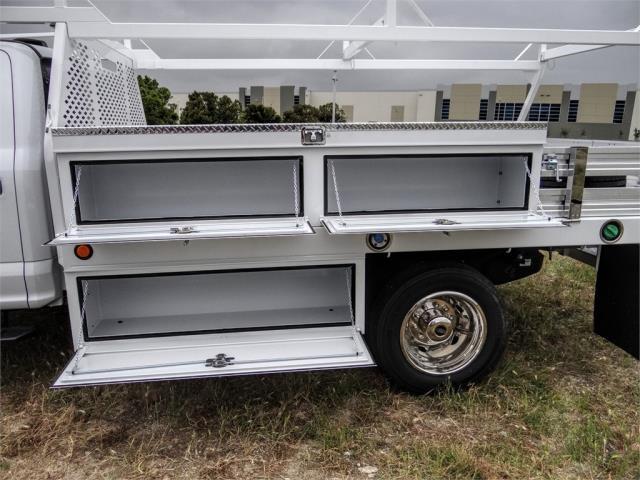 2020 Ford F-550 Crew Cab DRW 4x2, Scelzi CTFB Contractor Body #FL1461 - photo 9