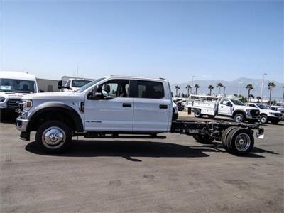 2020 Ford F-550 Crew Cab DRW 4x2, Cab Chassis #FL1461 - photo 3