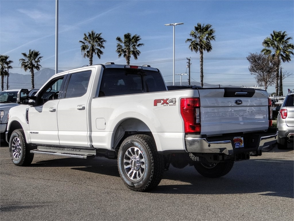 2020 F-250 Crew Cab 4x4, Pickup #FL1464 - photo 2