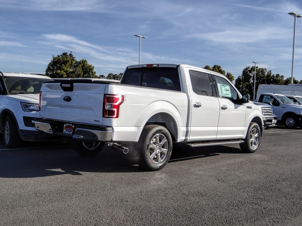 2020 Ford F-150 SuperCrew Cab 4x2, Pickup #FL1472 - photo 5