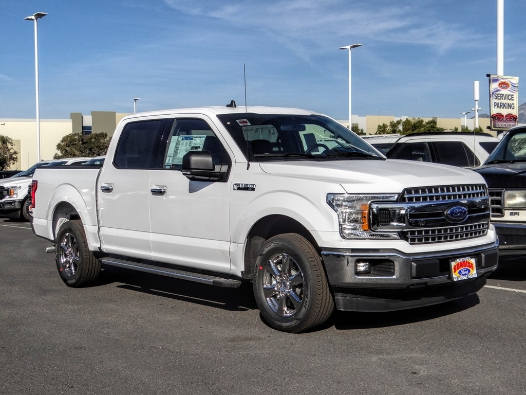 2020 Ford F-150 SuperCrew Cab 4x2, Pickup #FL1472 - photo 7